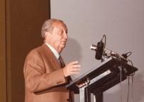 il Prof Mario Silvestrini Biavati