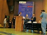 Meeting del SENAME a Napoli nel maggio del 2006 dove viene consegnato il premio al prof. Enrico Gherlone