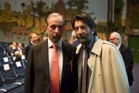M. Caccari e E. Gherlone Presidente del Collegio dei Docenti di discipline Odontostomatologiche al 22 Congresso Nazionale, Milano 9-11 aprile 2015.