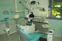 Unità con Microscopio operativo