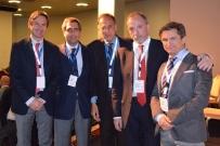 E.Gherlone con L.Trombelli F.Ramaglia, L.Checchi, F.Zarone.