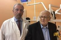 Il Prof.Gherlone assieme al caro amico Roberto Gervaso