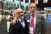 E.Gherlone e G.Zucchelli Relatori al 58 Congresso Amici di Brugg, Rimini maggio 2015.